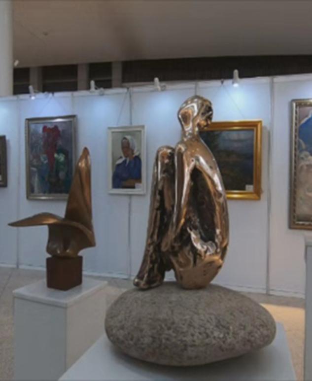 第36届冰雪节哈尔滨银行——苏联油画作品展