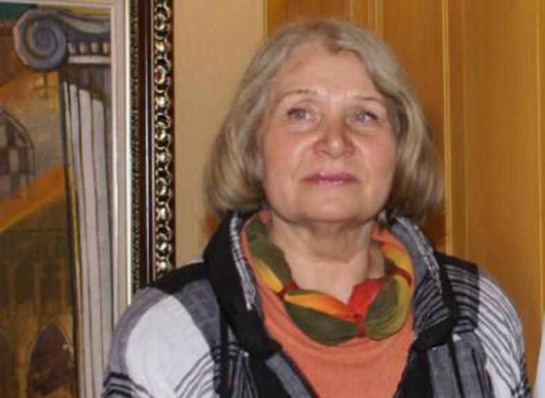 达维多娃·拉丽萨·阿列克谢耶夫娜