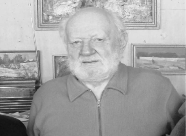 西蒙诺夫·伊格尔·伊万诺维奇 (1927-2019)
